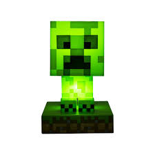Minecraft – Creeper Icon Light – Pop Stop