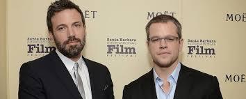 Matt Damon y Ben Affleck actuarán juntos en The Last Duel - Cine