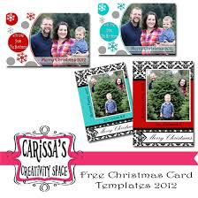 Christmas Card Collage Templates Template Christmas Card Photo Collage Templates Template Free