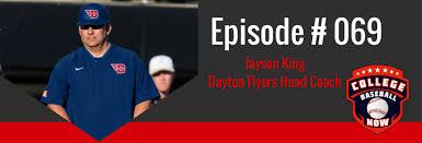 dayton flyers facebook cover jayson king dayton flyers college baseball now