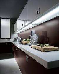 fluorescent lighting under kitchen cabinet modern cabinet lighting modern kitchen