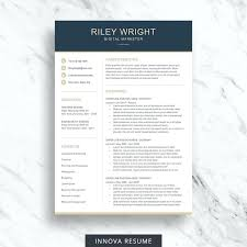 modern clean resume template clean resume template clemsonparade co