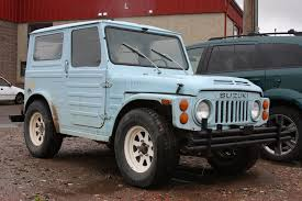 Suzuki Jimny Early Suzuki Rare Find Around Flickr