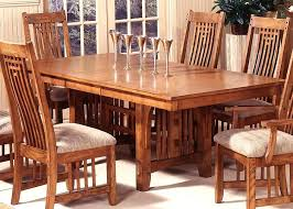 dining room chair plans mission dining room set mission style dining room set wonderful with photo
