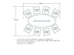 dining table for 8 persons size person round dimensions seating sizes and room dining table for 8 persons size