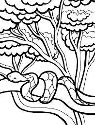 cute snake coloring page. Unique Cute Cute Snake Coloring Page For N