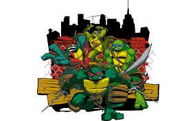 desktop ninja turtles hd wallpapers images