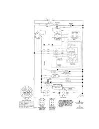 craftsman model 917287251 lawn, tractor genuine parts Basic Wiring Diagram for a Riding Mower at Battery Powered Lawn Mower Wiring Diagram