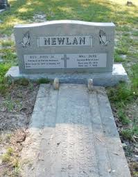 Jane Newlan (1819-1869) - Find A Grave Memorial