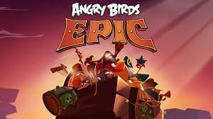 Angry Birds Epic' RPG now available for free on iOS, Android, and Windows  Phone - The Verge