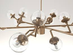 dallas chandelier 3d model max obj fbx c4d skp mtl 3