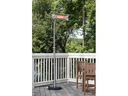 fire sense offset infrared patio heater fir hea 02117 by patio com