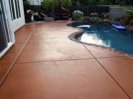 pool deck paint colorsPool Deck Paint Ideas All Concrete Stain Colors Ideas Home Color