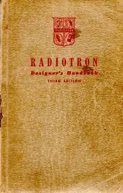 Radiotron Designers Handbook The Radiotron Designers Handbook F Langford Smith With
