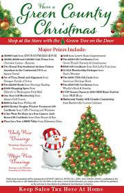 Bartlesville Radio Green Country Christmas Giveaway