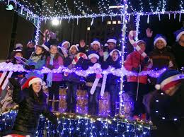 The Parade Of Lights Colorado Springs Festival Of Lights Parade To Kick Off Holiday Season