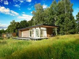 Contemporary Cabins New Small Modern House Designs Canada With Modern Contemporary