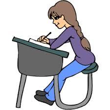 student desk clipart. Exellent Clipart Student20at20desk20clipart To Student Desk Clipart D