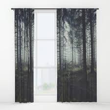 Curtains Window Curtains Society6