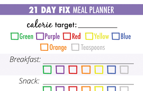 7 day diabetic meal plan free 21 day fix resources your fitness path