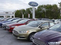 new car 2016 usaGM down Ford up as new car sales rise 25 in June