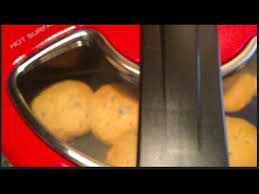 717 hamilton beach pizza maker chocolate chip cookies