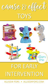 Cause and effect toys for toddlers