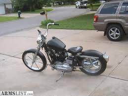 armslist for sale trade 1972 harley ironhead bobber