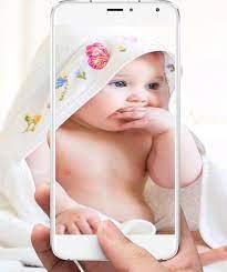 Baby Wallpaper 4K