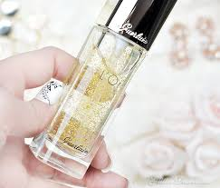 guerlain l or radiance concentrate with pure gold