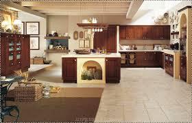 Nice Kitchen Nice Kitchen Kitchen With Dark Cabinets Cabinets Storage American