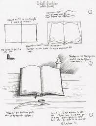 how to draw books google search
