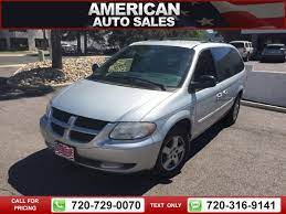 2004 Dodge Grand Caravan Anniversary Edition American Auto Sales And Leasing Grand Caravan Cars For Sale American Auto