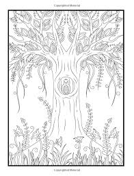 amazonsmile magical forest an coloring book with enchanted forest s fantasy landscape