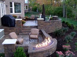 raised patio designs landscaping a43 patio