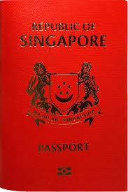 Passport Booklet Template Singapore Passport Wikipedia