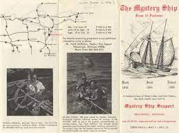 the mystery ship from 19 fathoms uwdc