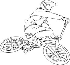 Coloriage Bmx Race Imprimer L Duilawyerlosangeles Coloriage Bmx Race L