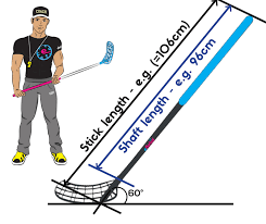 How To Choose The Length Of The Floorball Stick