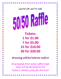 50 50 raffle sign template 50 50 raffle clipart bbcpersian7 collections