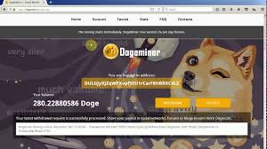 As well as seasoned miners who don't want the hassle or risks spent on home mining equipment maintenance. Dogeminer Cc Invest Like Rich Youtube