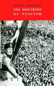 the doctrine of fascism by benito mussolini 1184142