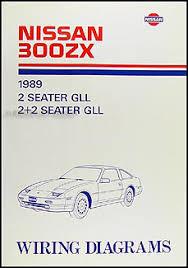 1989 nissan 300zx wiring diagram manual original Wiring Diagram 1986 Nissan 300zx Wiring Diagram 1986 Nissan 300zx #7 wiring diagram for 1986 nissan 300zx