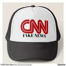 CNN Fake News   Hats, Trucker, Accessories unique