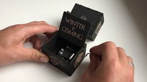 Engraved Wooden Music Box Game Of Thrones Music box Game of Thrones by EnjoyTheWood YouTube 81