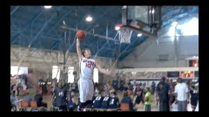 Duke commit Luke Kennard with a dunk at ...