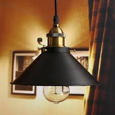 fixture ceiling lamp retro industrial iron vintage pendant light deco chandelier cod