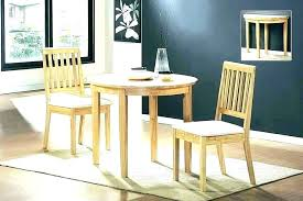 kitchen table sets dining room and chairs small round ikea fit underneath kitc