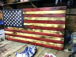 wooden american flag wall art large wooden flag flag wall art with rustic flag wall art wooden american flag