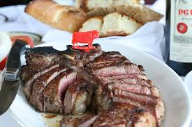 wolfgang s steakhouse is serving lunch and dinner seven days a week including all major holidays